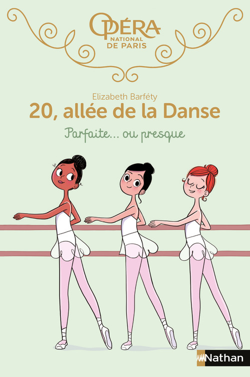 20 allée de la danse T.2 ; parfaite... ou presque