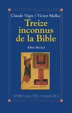 Vente EBooks : Treize Inconnus de la Bible  - Claude Vigée - Victor Malka