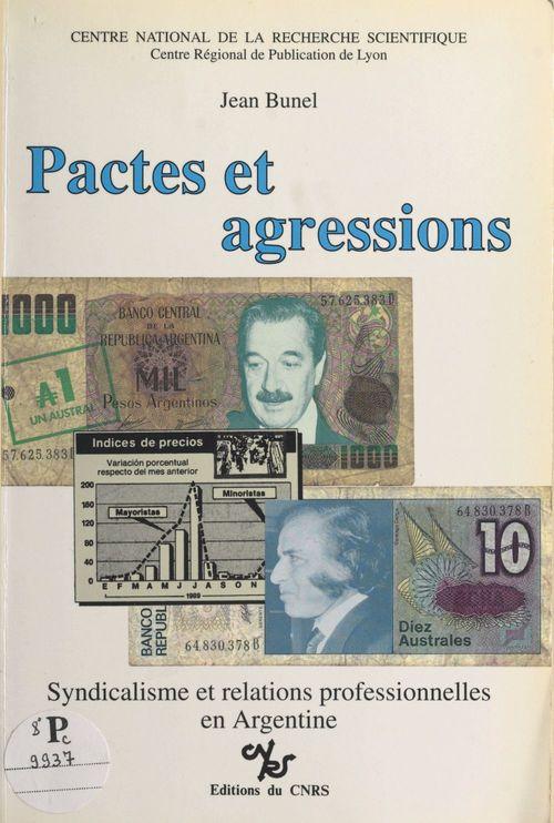 Pactes et agressions