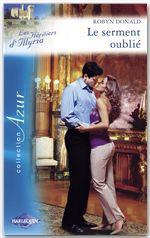 Vente EBooks : Le serment oublié (Harlequin Azur)  - Robyn Donald