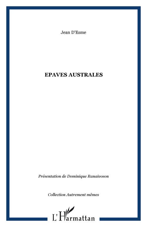 Epaves australes