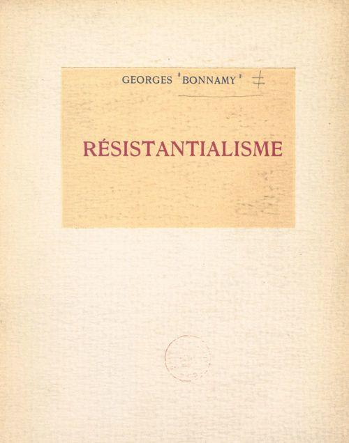 Résistantialisme