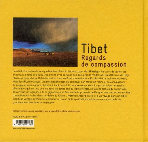 Tibet, regards de compassion