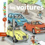 Vente Livre Numérique : Les voitures  - Emmanuelle Figueras