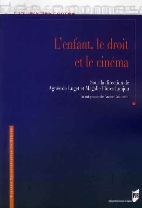 L'Enfant, Le Droit Et Le Cinema