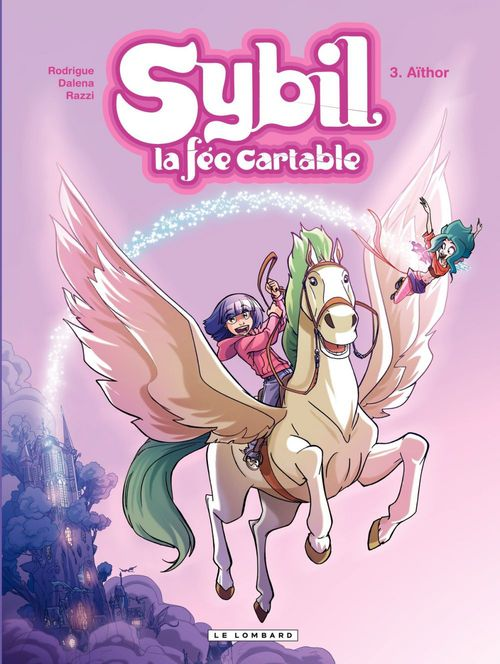 Sybil, la fée cartable t.3 ; Aïthor