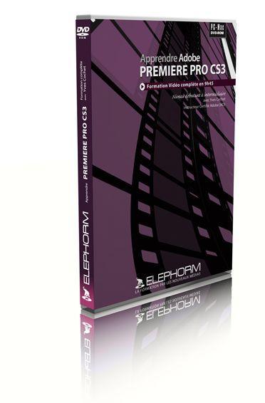 Apprendre Adobe Première pro CS3