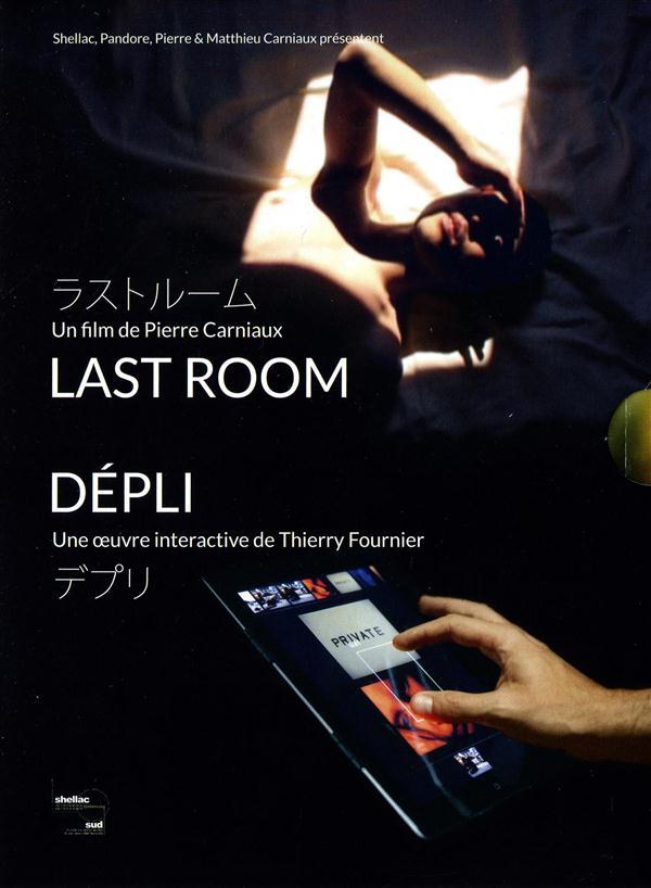 last room ; dépli