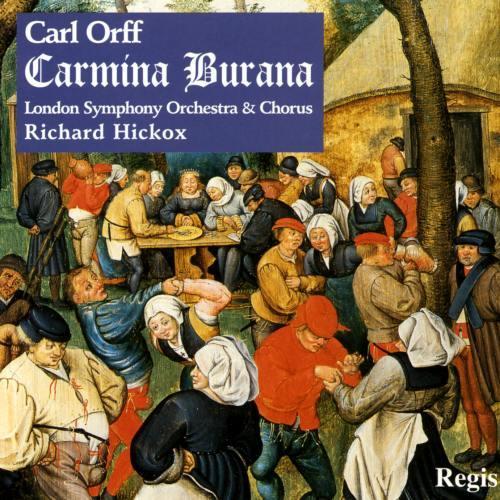 Orff : Carmina Burana : Hickox