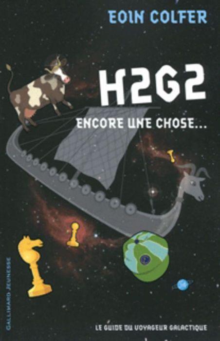 H2G2 ; encore une chose