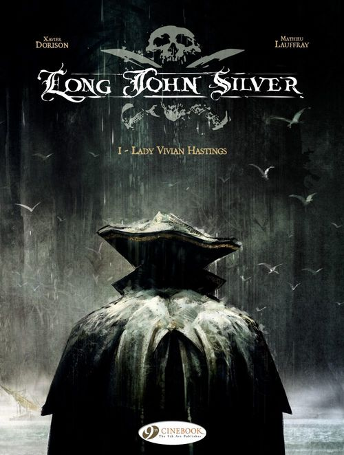 Long John Silver t.1 ; Lady Vivian Hastings