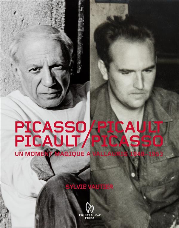 Picasso/Picault, Picault/Picasso ; un moment magique à Vallauris 1948-1953