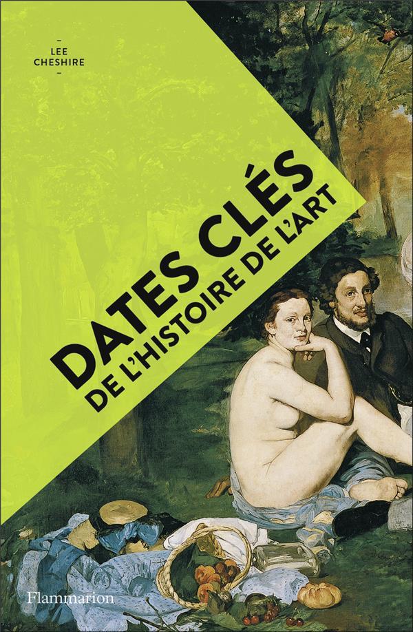 CHESHIRE, LEE - DATES CLES DE L'HISTOIRE DE L'ART