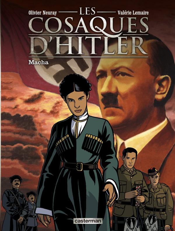 Les cosaques d'Hitler t.1