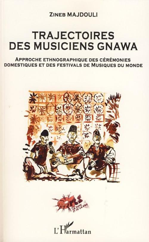 Trajectoires des musiciens gnawa ; approche ethnographique des cérémonies domestiques et des festivals de musiques du monde