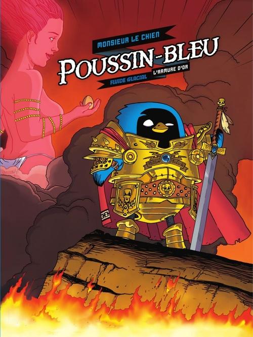 Poussin bleu t.1