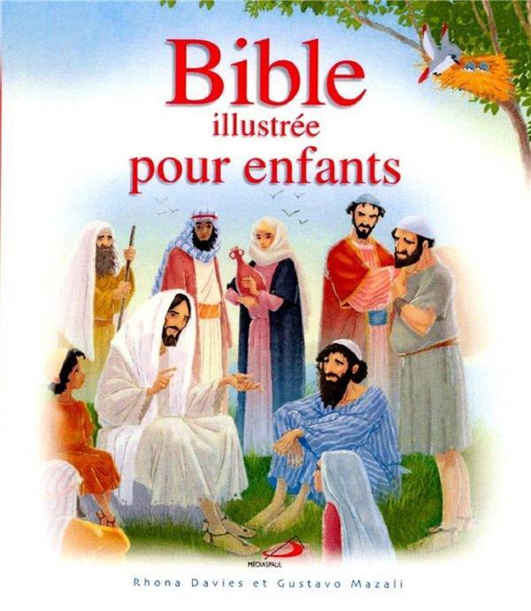 BIBLE ILLUSTREE POUR ENFANTS