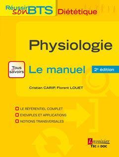 Physiologie ; le manuel (2e édition)