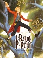 Le baron perché  - Claire Martin