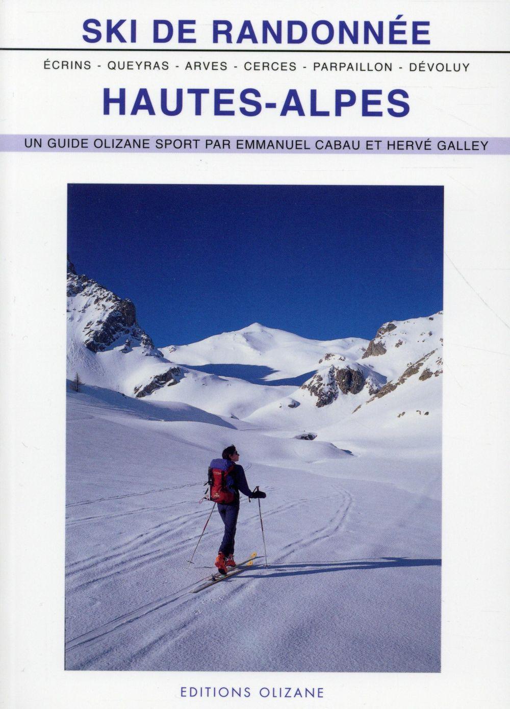 Ski de randonnée, Hautes-Alpes