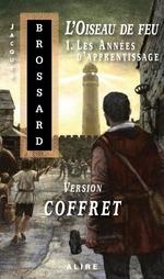 Vente EBooks : Oiseau de feu (L')  - Jacques Brossard