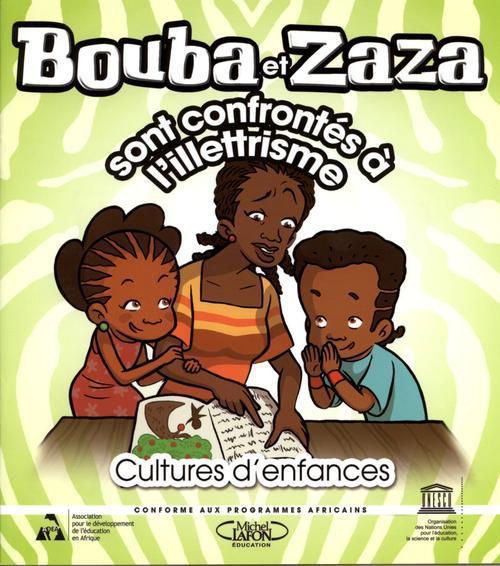 Bouba et Zaza sont confrontés à l'illettrisme