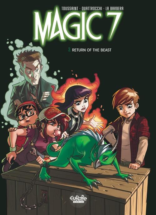 Magic 7 - Volume 3 - Return of the Beast