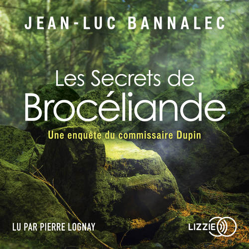 Vente AudioBook : Les Secrets de Brocéliande  - Jean-Luc Bannalec