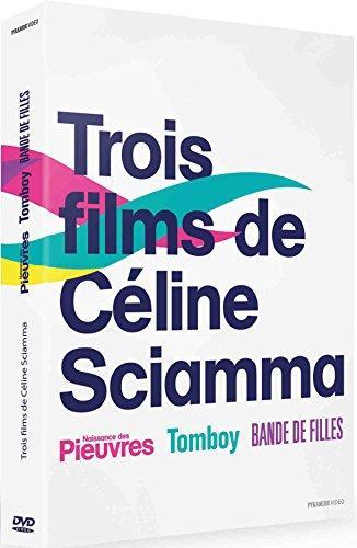 Trois films de Céline Sciamma : Naissance des pieuvres + Tomboy + Bande de filles