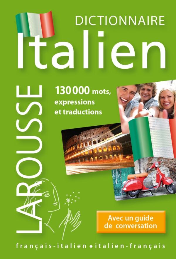 Mini Dictionnaire Larousse ; Francais-Italien / Italien-Francais