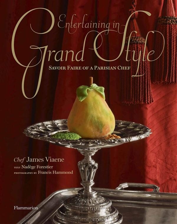 Grand cuisine ; the art of french cooking