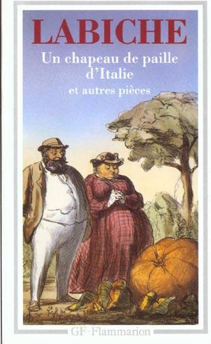 Theatre - t03 - un chapeau de paille d'italie et autres pieces - maman sabouleux, un monsieur qui pr