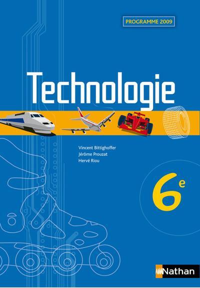 Technologie ; 6eme ; Livre De L'Eleve (Edition 2009)