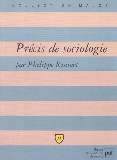 PRECIS DE SOCIOLOGIE