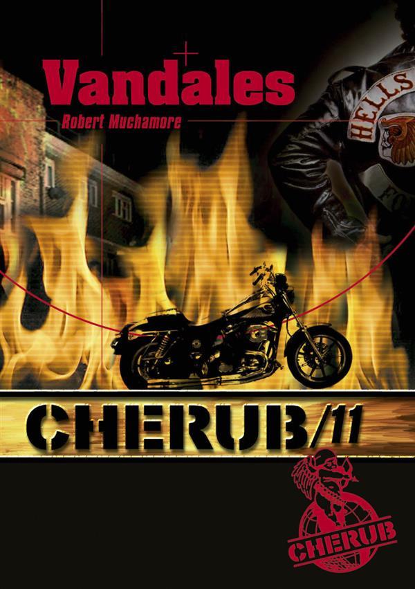 CHERUB - T11 - CHERUB MISSION 11 : VANDALES