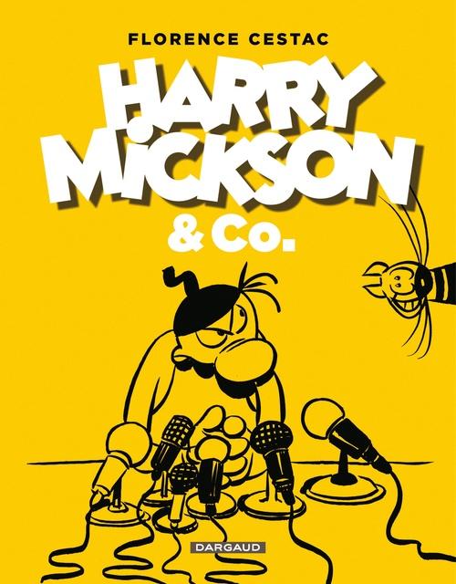 Vente Livre Numérique : Harry Mickson et Co  - Florence Cestac