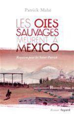 Vente EBooks : Les oies sauvages meurent à Mexico  - Patrick Mahe