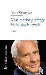 Vente EBooks : C'est une chose étrange à la fin que le monde  - Jean d'Ormesson