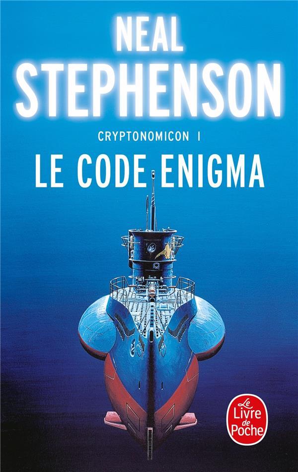 Cryptonomicon t.1 ; le code enigma