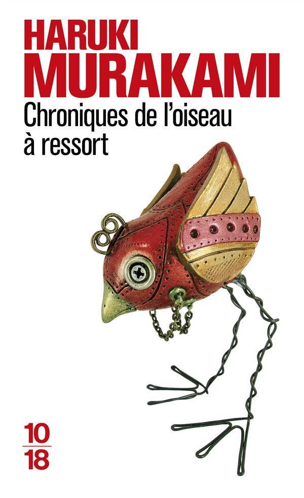 Chroniques De L'Oiseau A Ressort