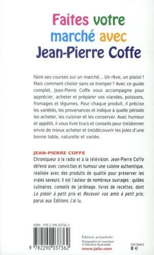 le marche de Jean-pierre Coffe