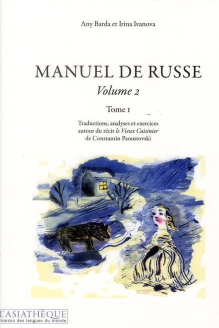 Manuel de Russe volume 2 t.1