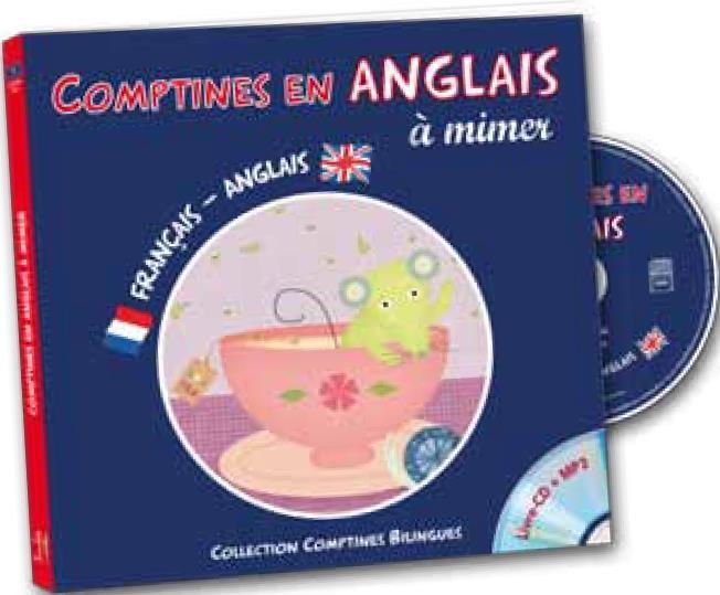 Comptines en anglais à mimer