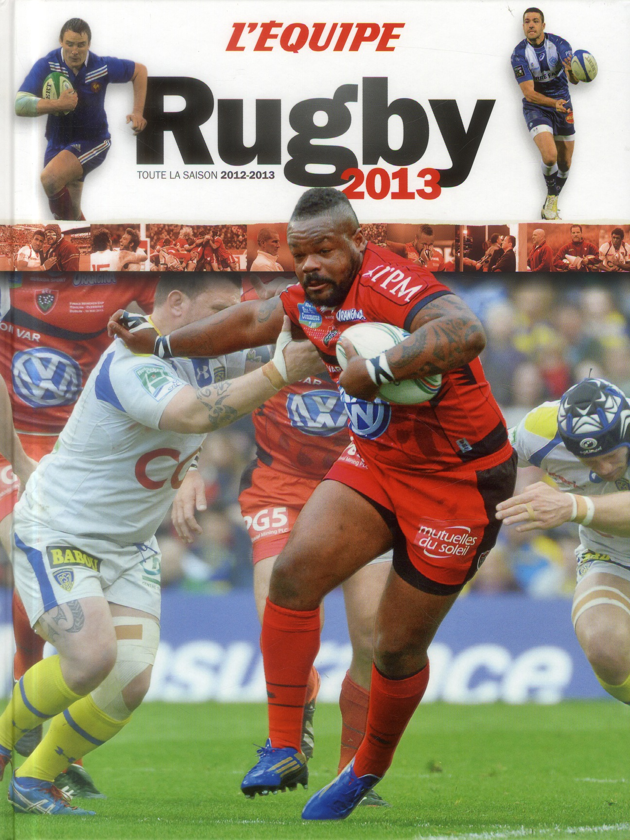 Rugby (édition 2013)