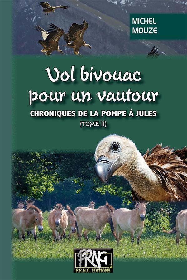 Chroniques de la pompe à Jules t.2 ; vol bivouac pour un vautour