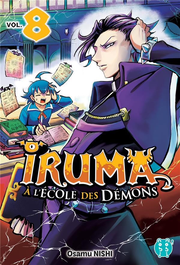 Iruma à l'école des démons t.8