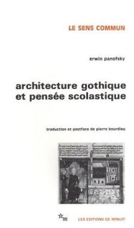 Architecture gothique et pensée scolastique