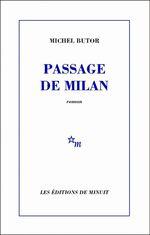 Vente Livre Numérique : Passage de Milan  - Michel Butor