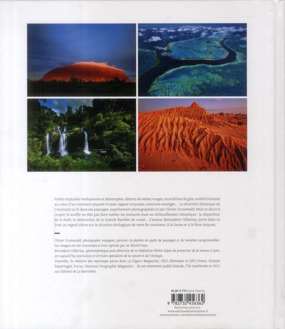 Australie ; l'île continent