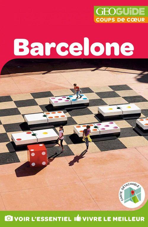 GEOguide coups de coeur ; Barcelone (édition 2018)
